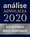 O escritório está entre os mais admirados do Brasil e no ranking em Operações Financeiras